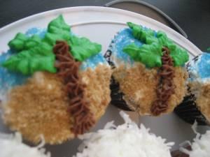 Hawaiian Cupcakes 005