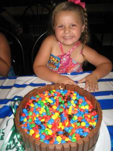 Ryleigh's 4th Birthday 001