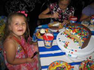 Ryleigh's 4th Birthday 041