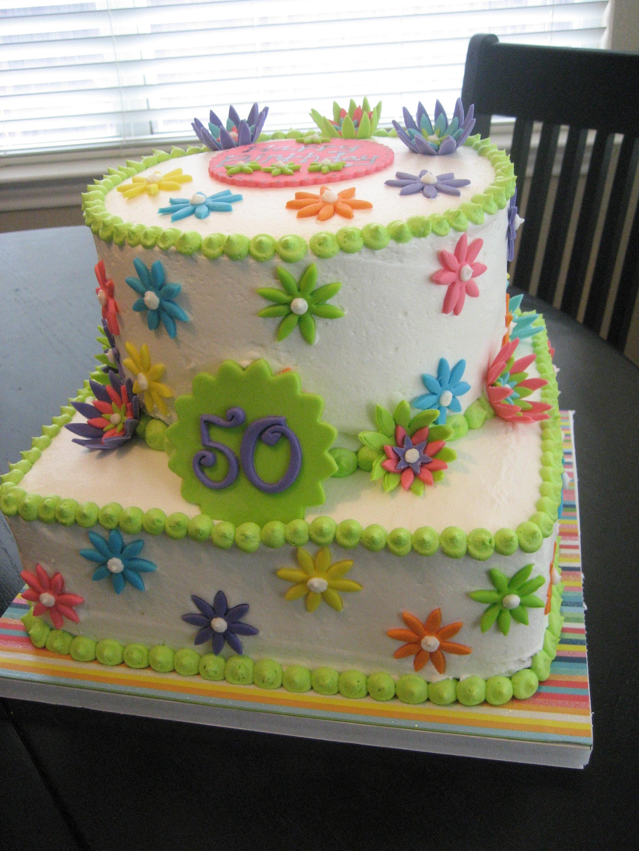 Happy Th Birthday From Lyla Cake