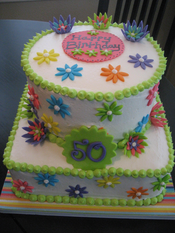Happy 50th Birthday Kimberlys Kakery Blog